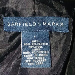Garfield & Marks Jackets & Coats - Women's Houndstooth Blazer Large